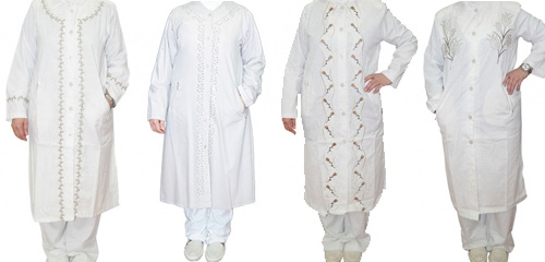 Bayan Hac Umre Kıyafetleri