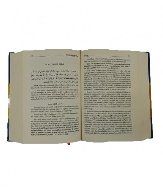 Sahihi Buhari Vaazlar Kitabı