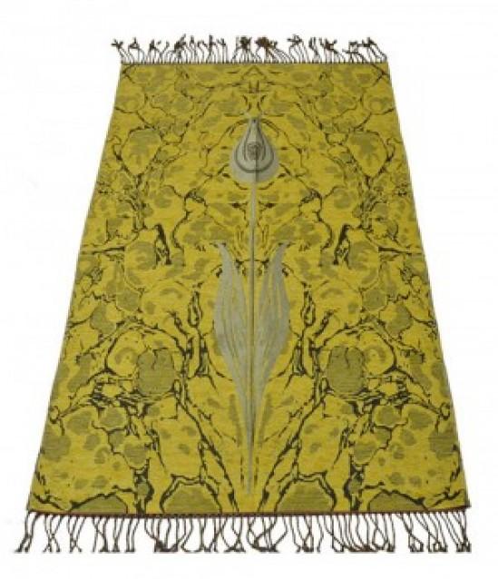 Seccade - Laleli Şönil - Koyu Sarı