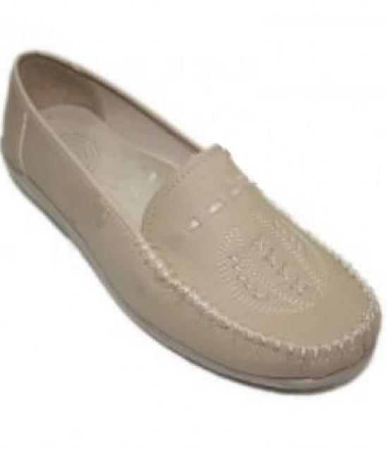 Ortopedik Hac Umre Ayakkabısı Krem - Kadın