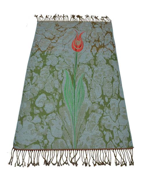 Seccade - Laleli Şönil - Yeşil
