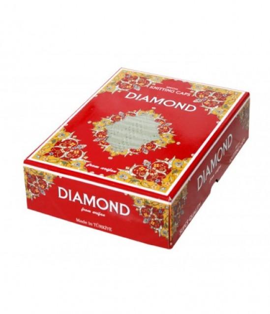 Lüks Namaz Takkesi - Diamond - 12adet