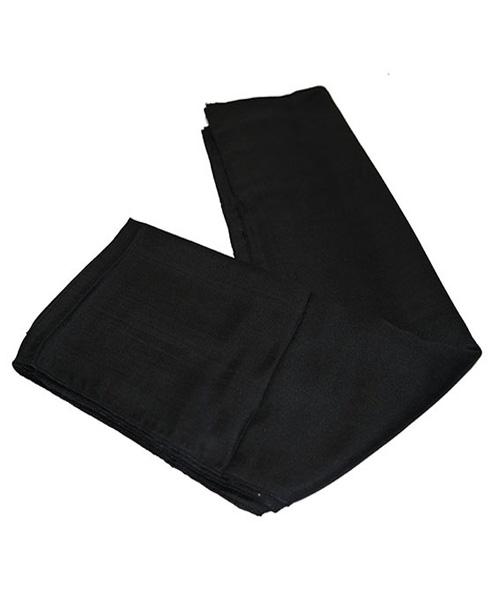 Sarık Bezi - Siyah 3 Metre