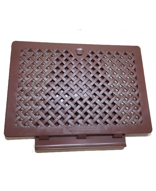 Plastik Masaüstü Rahle Kahverengi
