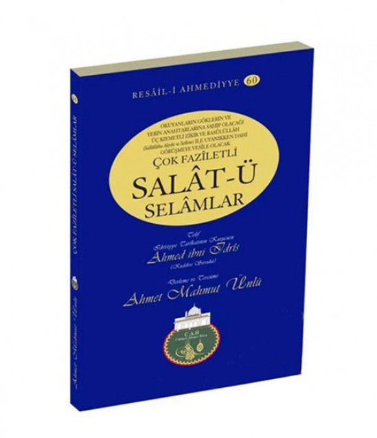 Cübbeli Ahmet Hoca Salatü Selam Kitabı