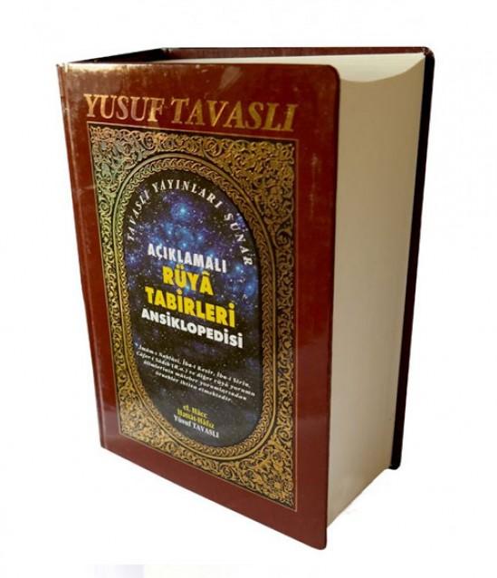 Açıklamalı Rüya Tabirleri Ansiklopedisi - Yusuf Tavaslı