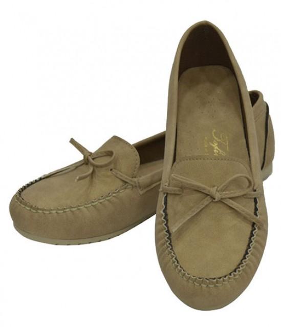Hac Umre Ayakkabısı Krem - Kadın