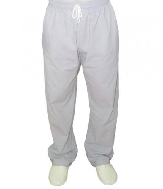 Keten Yarım Şalvar Pantolon