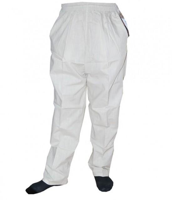 Keten Yarım Şalvar Pantolon - No:5967