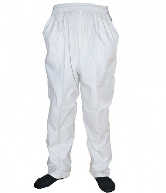 Keten Yarım Şalvar Pantolon - No:5968