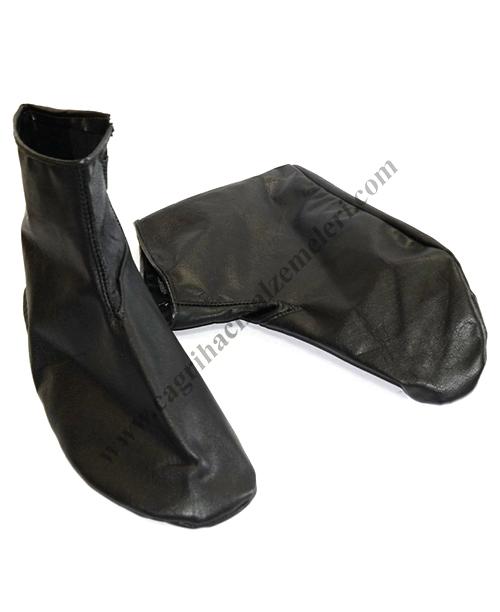 Deri Mest Çorap No:3
