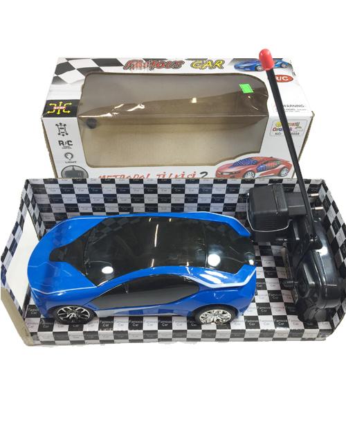 Metropol Tilkisi Kumandalı Oyuncak Araba