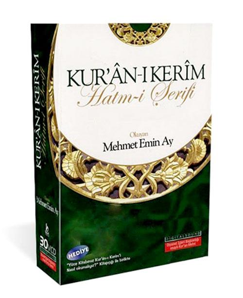 Hatim Seti - Kuranı Kerim Hatmi Şerifi - Mehmet Emin Ay