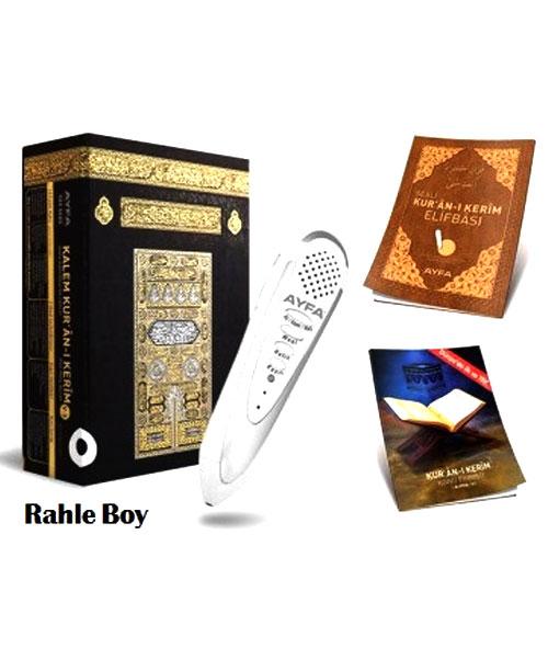 Kuran Okuyan Kalem - Ayfa - Rahle Boy