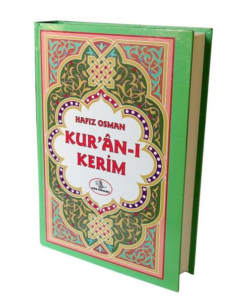 Kuranı Kerim Türkçe Okunuşlu - Hafız Osman