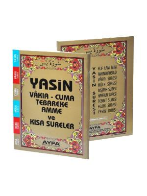 Cep Boy Fihristli Arapça Yasin